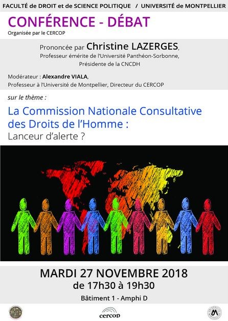 La Commission nationale consultative des droits de l'homme : lanceur d'alerte ?