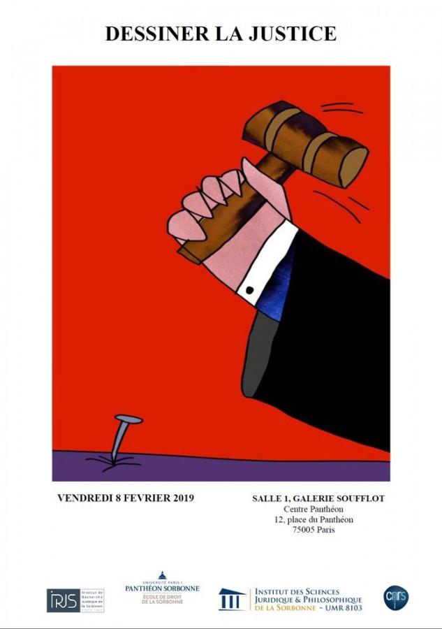 Dessiner La Justice Portail Universitaire Du Droit