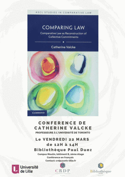 Comparing Law. Comparative Law as Reconstruction of Collective Commitments
