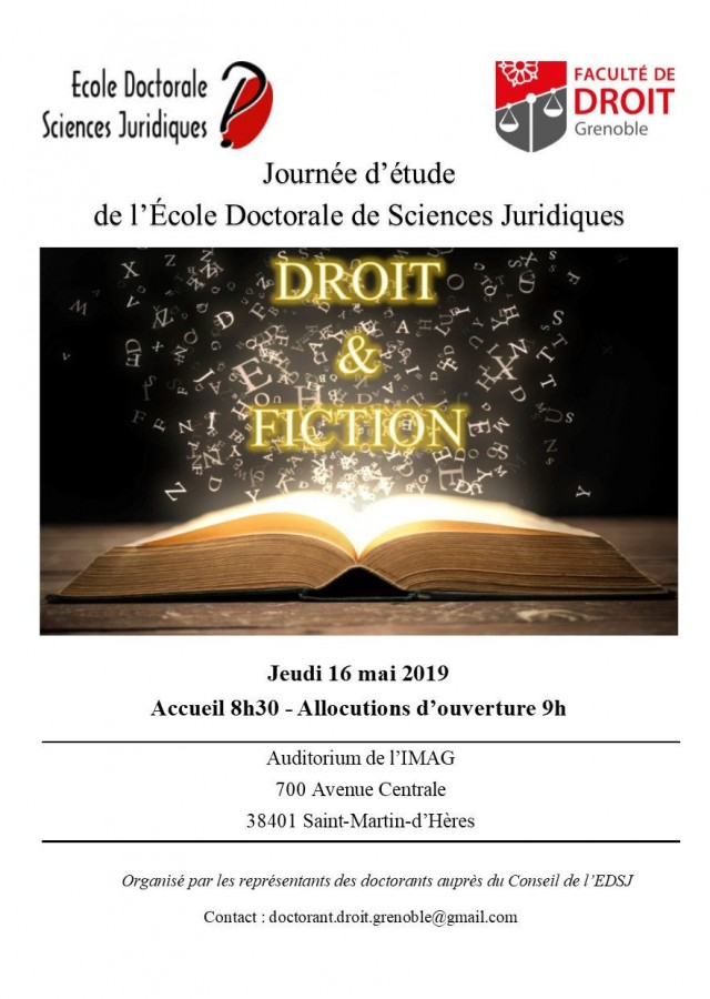 Droit & fiction