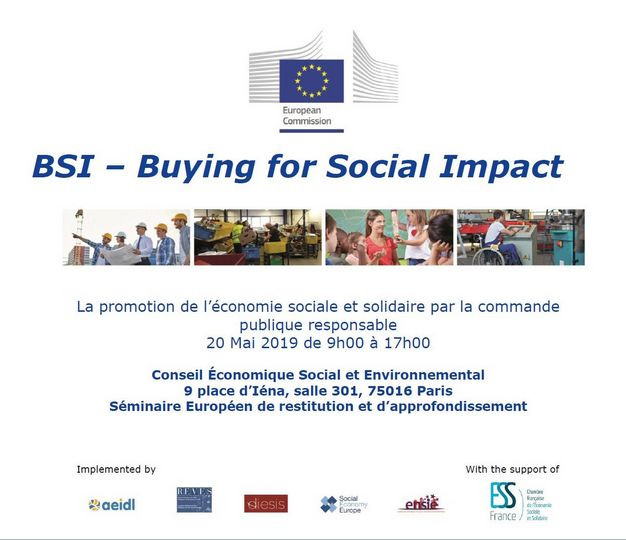 BSI - Buying for Social Impact