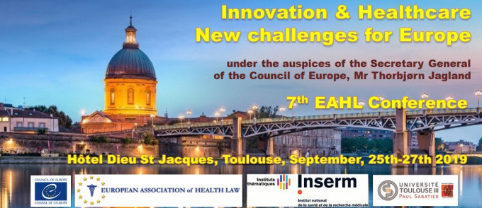Innovation & Healthcare – New challenges for Europe