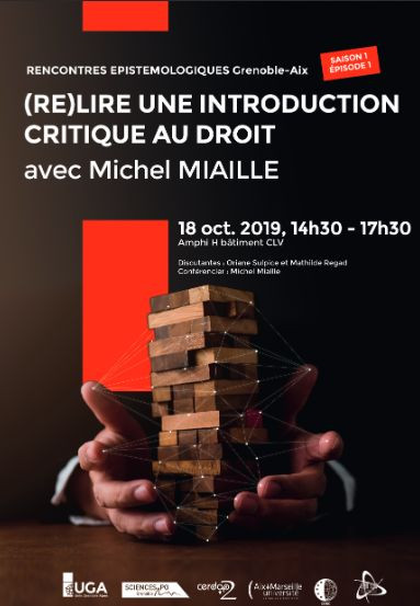 (Re)lire une introduction critique au droit avec Michel Miaille