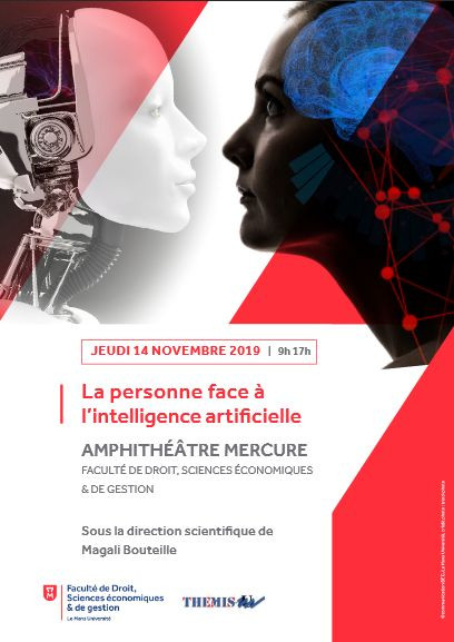 La personne face à l'intelligence artificielle