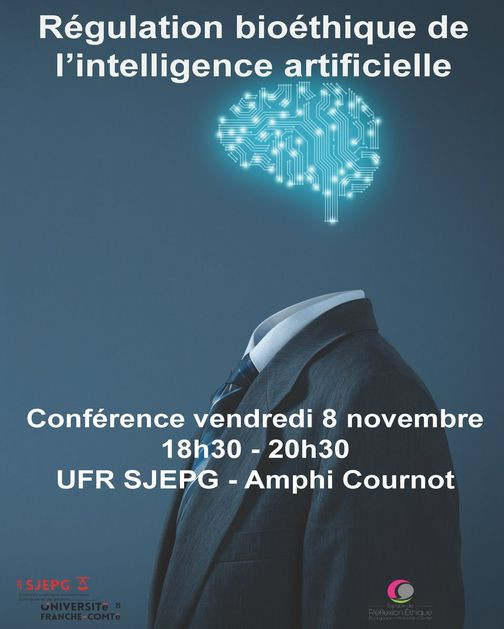 La régulation bioéthique de l'intelligence artificielle