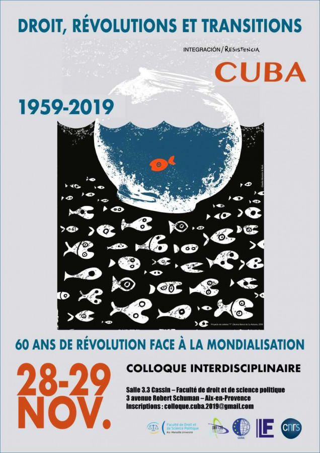 Droits, révolutions et transitions. Cuba, 1959-2019