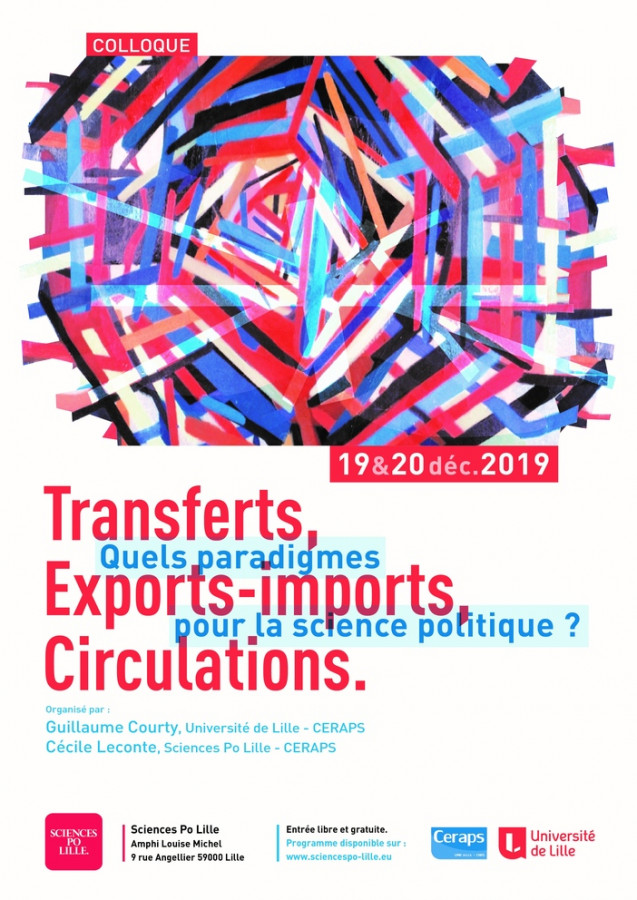 Transferts, exports-imports, circulations. Quels paradigmes pour la science politique ?