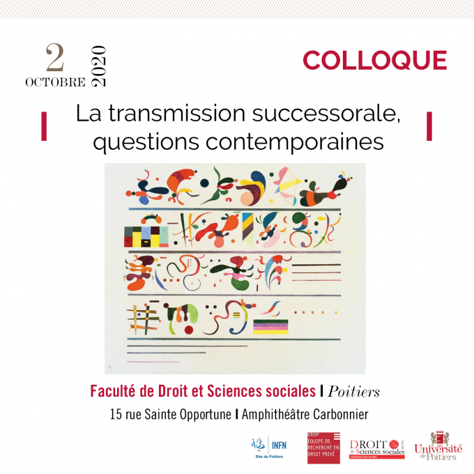 La transmission successorale, questions contemporaines