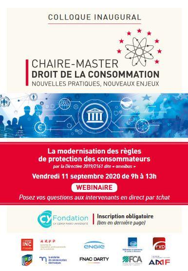 La modernisation des règles de protection des consommateurs par la Directive 2019/2161 dite « omnibus »