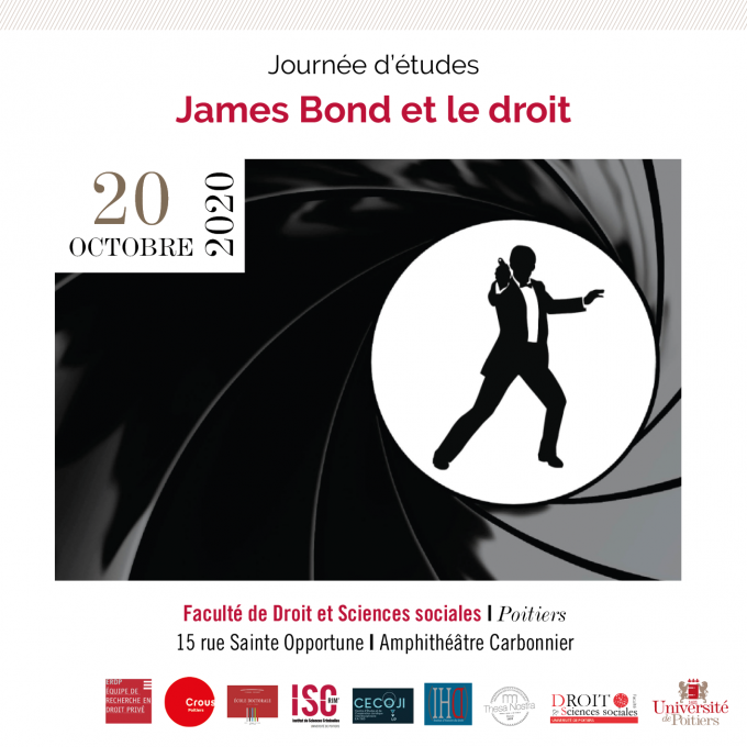 James Bond et le droit
