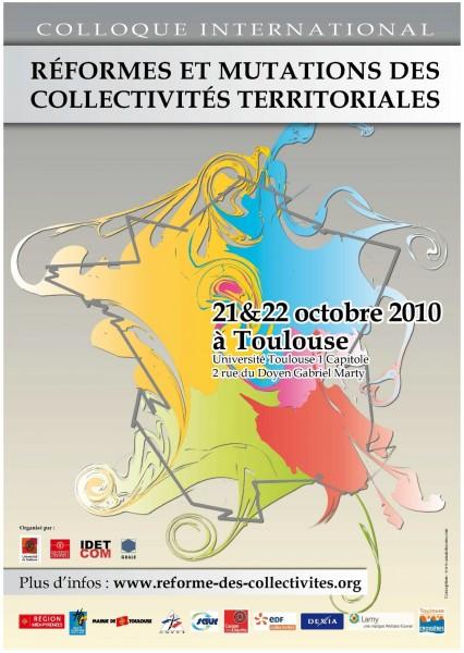 Réformes & Mutations des Collectivités Territoriales