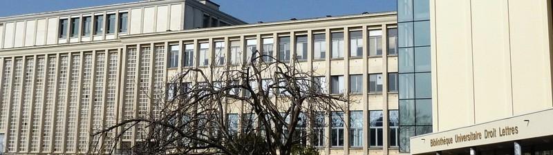 Faculté de droit, administration économique et sociale et administration publique