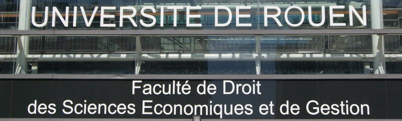 Faculté de Droit,Sciences Economiques et Gestion