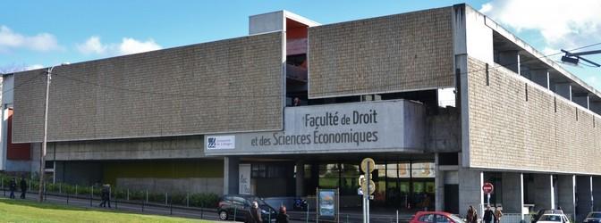 Faculté de Droit et des Sciences Economiques