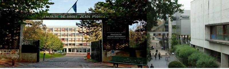Faculté Jean Monnet Droit - Economie - Gestion